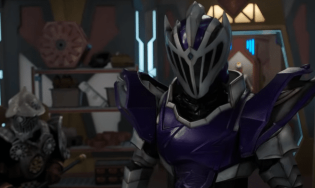 Void Knight's Mysterious Origins Teased In Power Rangers Dino Fury Episode 1