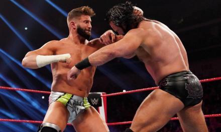 Matt Cardona Reveals Several Wrestlers Released From WWE Wanted Release