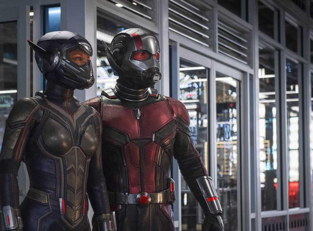 Ant-Man 3 Wasp