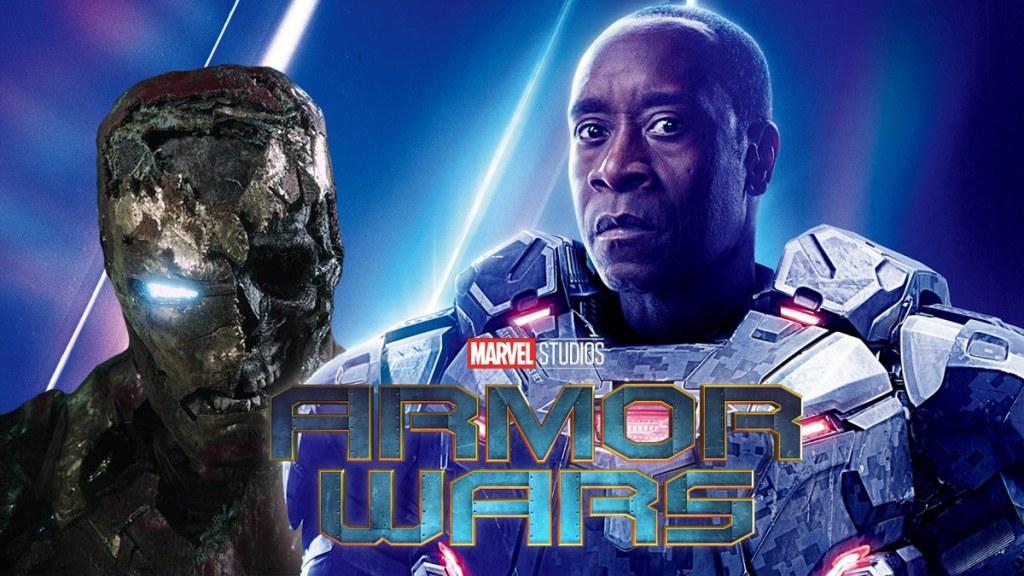Armor Wars Death of Tony Stark The Illuminerdi Don Cheadle