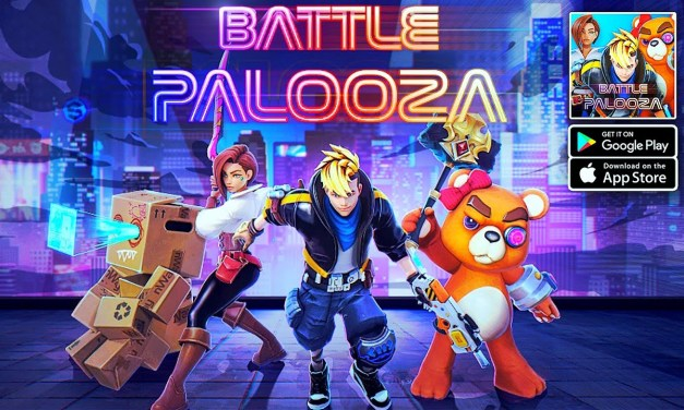 Nway Gets Ready To Battle With New Game, Battlepalooza