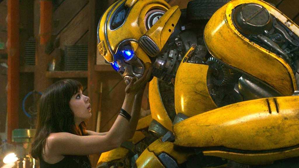 Bumblebee Hailee Steinfeld Transformers Beast Alliance