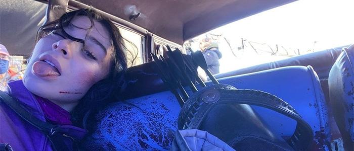 Hawkeye Kate Bishop Hailee Steinfeld