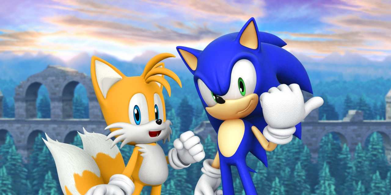Sonic Prime: New Animated Sonic the Hedgehog Series Coming to Netflix