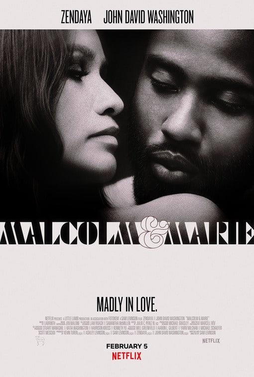 february 2021 malcolm & marie
