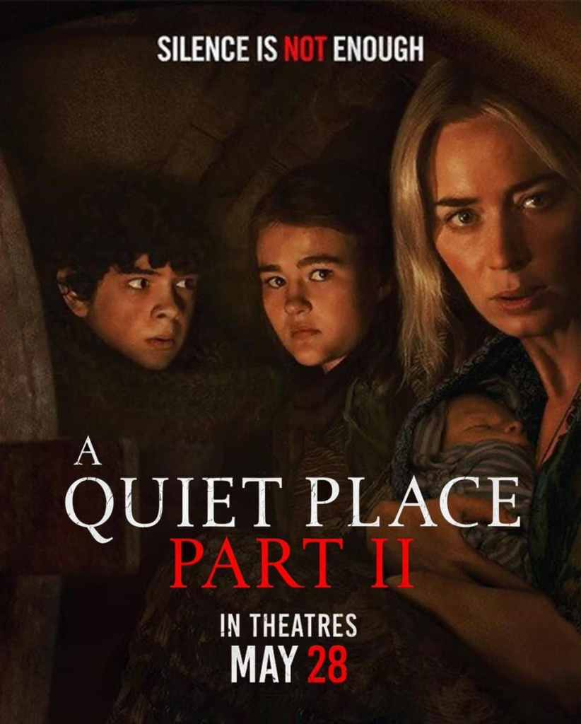 A Quiet Place II A Quiet Place 2 poster