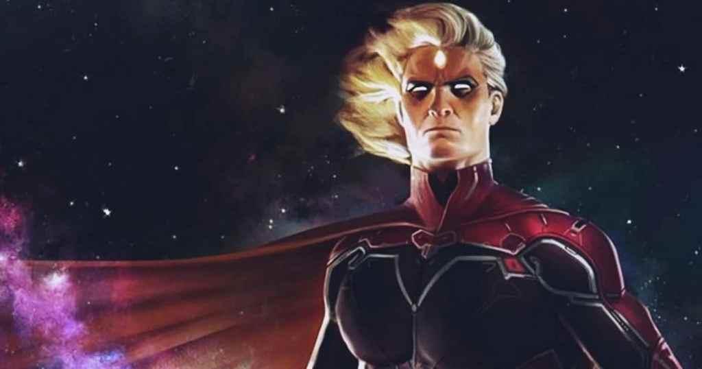 Adam Warlock Guardians of the Galaxy 3 Guardians of the Galaxy vol 3