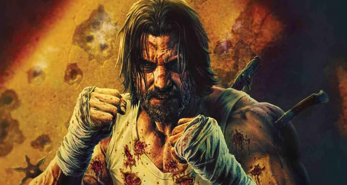 BRZRKR Review: Keanu Reeves Delivers A Blood-Soaked Fantasy Joyride