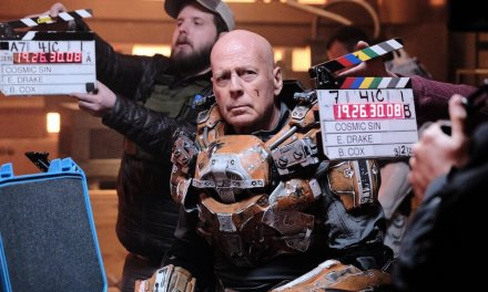 Cosmic Sin Interview: Director Edward Drake On His New Film, Bruce Willis' Work Ethic, And His Favorite Marvel Properties