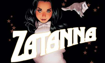 Zatanna: New Writer Looks To Craft Magic For Upcoming DC Comics Adaptation