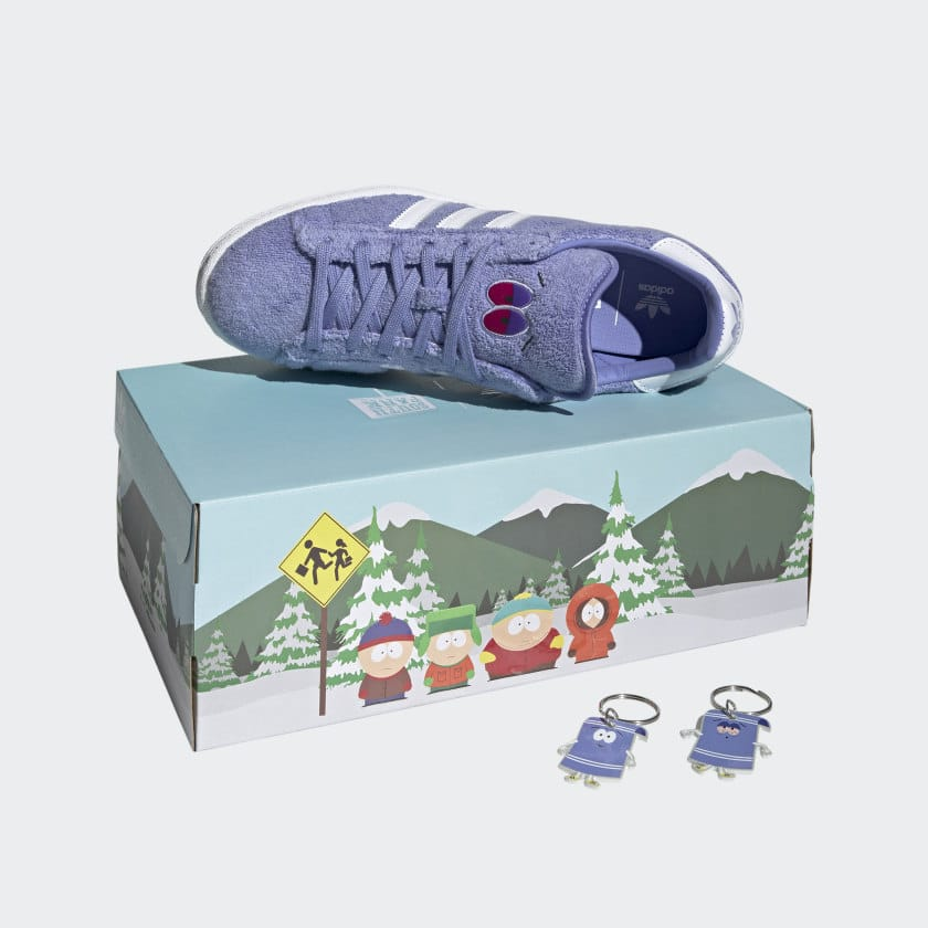 Adidas Towelie Campus shoes for 420 2021