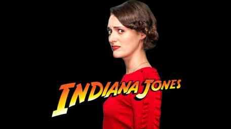 phoebe waller bridge Indiana Jones 5