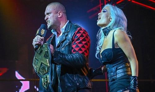 WWE Karrion Kross John Cena challenge