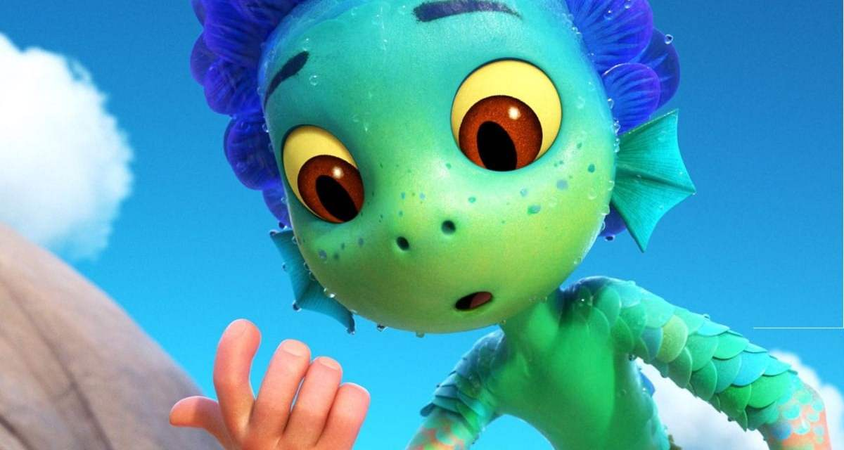 Watch Pixar's New Official Luca Trailer Deliver A Stunning Coming of Age story - The Illuminerdi