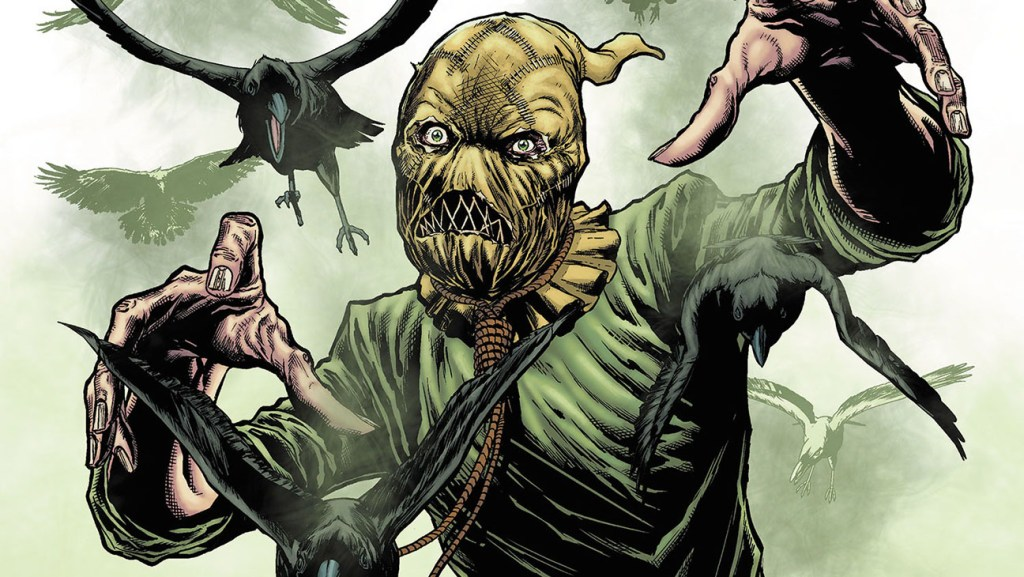 Titans Scarecrow DC Comics