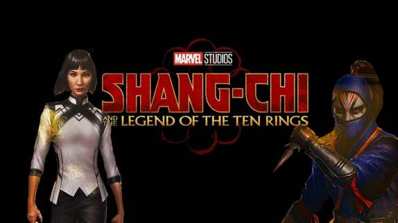 Shang-Chi and the Legend of the Ten Rings Xialing Death Dealer