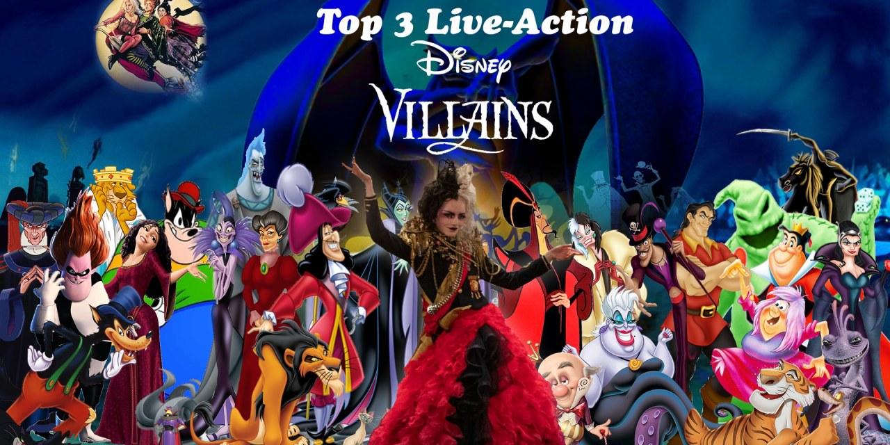 Top 3 Disney Villains Who Need A Cruella Style Live-Action Origin Film