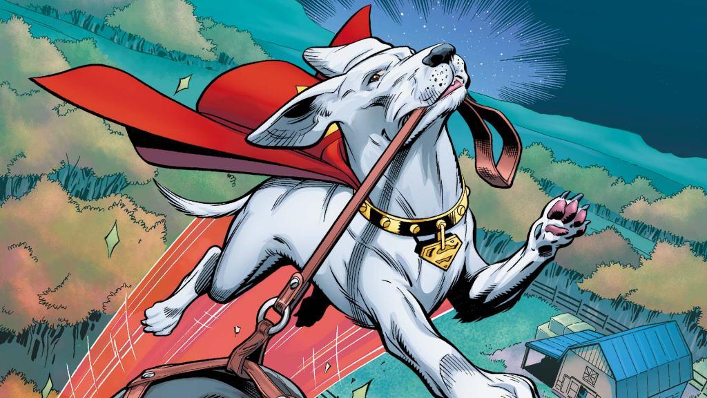 DC LEAGUE OF SUPER-PETS: Dwayne Johnson Voicing Krypto the Superdog in Adorable Upcoming Film - The Illuminerdi