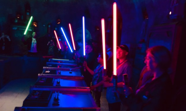 Watch Disney Unveil Realistic New Lightsabers In Exciting Announcement Video For Disney World in 2022