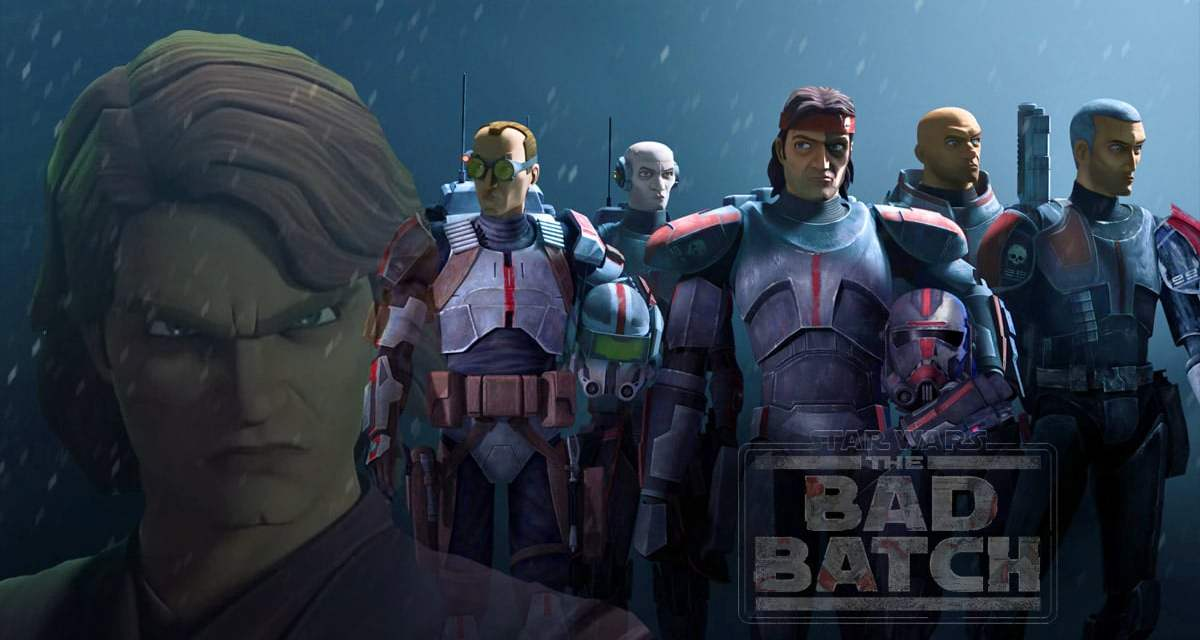 The Bad Batch Teases How Anakin Skywalker May Have Helped To Create The Rebellion Himself