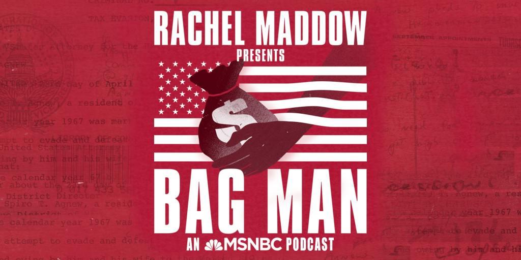 Robert Downey Jr. Bag Man logo