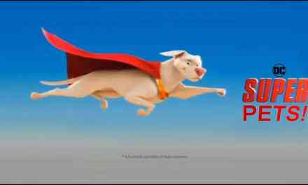DC LEAGUE OF SUPER-PETS: Dwayne Johnson Voicing Krypto the Superdog in Adorable Upcoming Film
