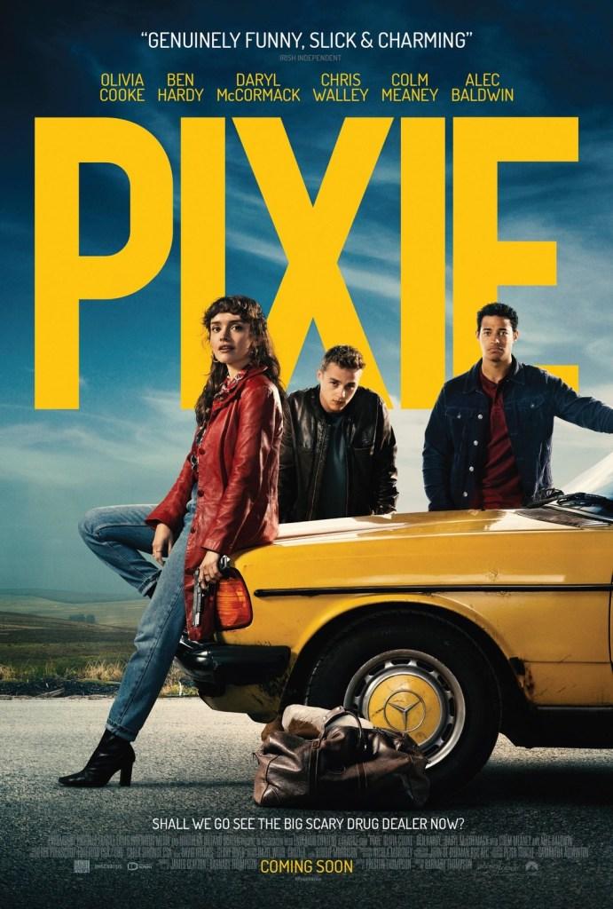 Pixie movie poster 2021