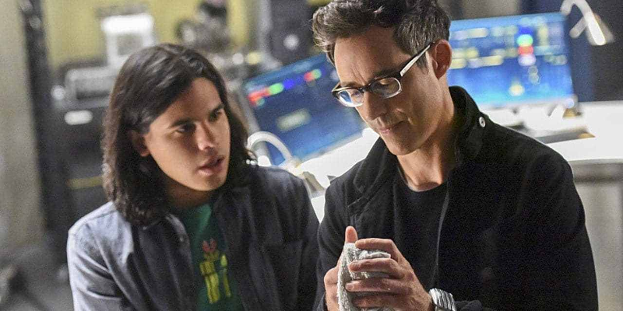 The Flash Stars Tom Cavanagh & Carlos Valdes Set To Exit The Series After Season 7