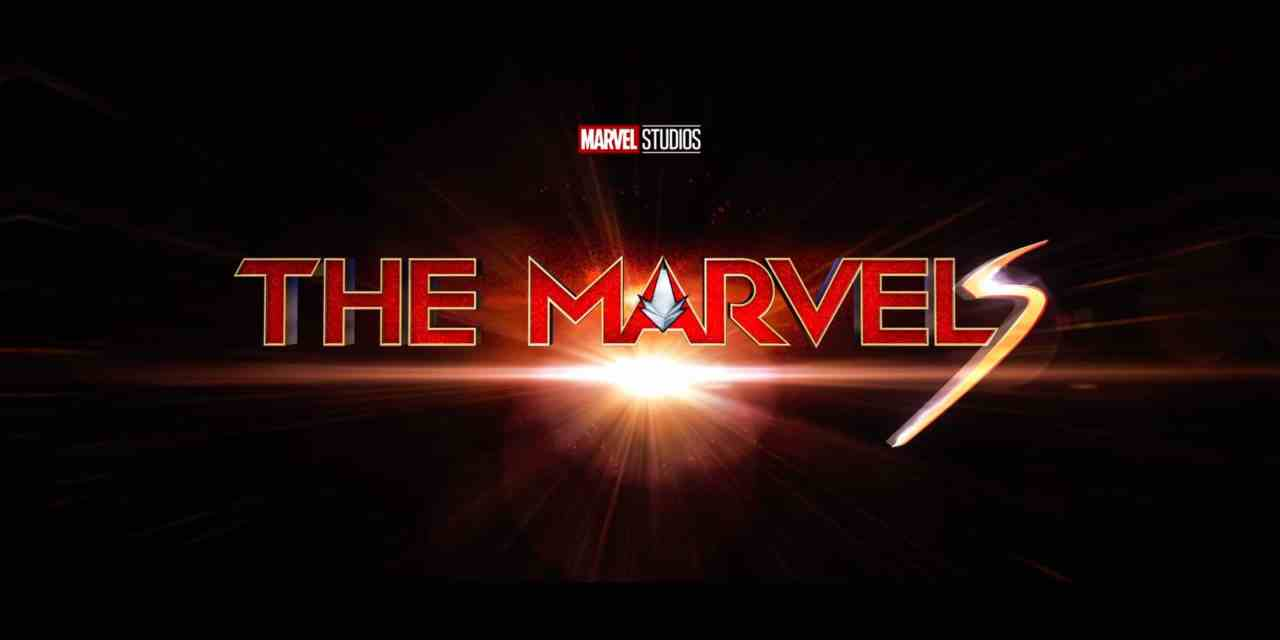 """Captain Marvel Sequel officially Titled """"The Marvels"""""""
