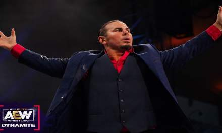 Matt Hardy Wants To End His Career In AEW With Jeff