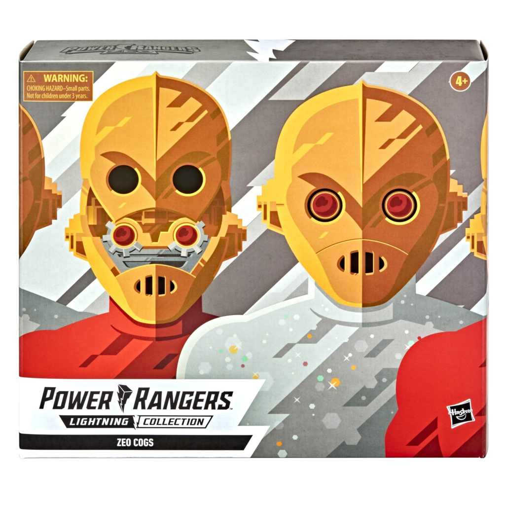 power rangers lightning collection cogs
