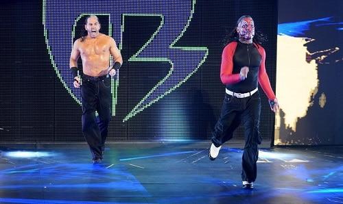 WWE The Hardy Boyz