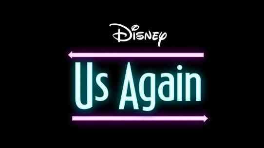 Us Again logo - zach parrish