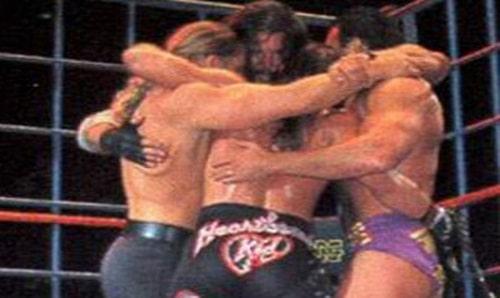 WWE Curtain Call