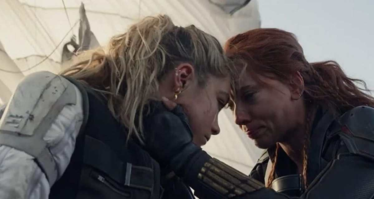 Black Widow: Watch New Leaked Footage Reveal From Featurette Currently Playing Exclusively In Theaters