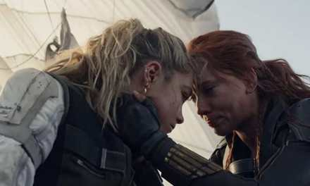 Black Widow Stars Scarlett Johansson And Florence Pugh Reveal The 1st Scene They Filmed Together