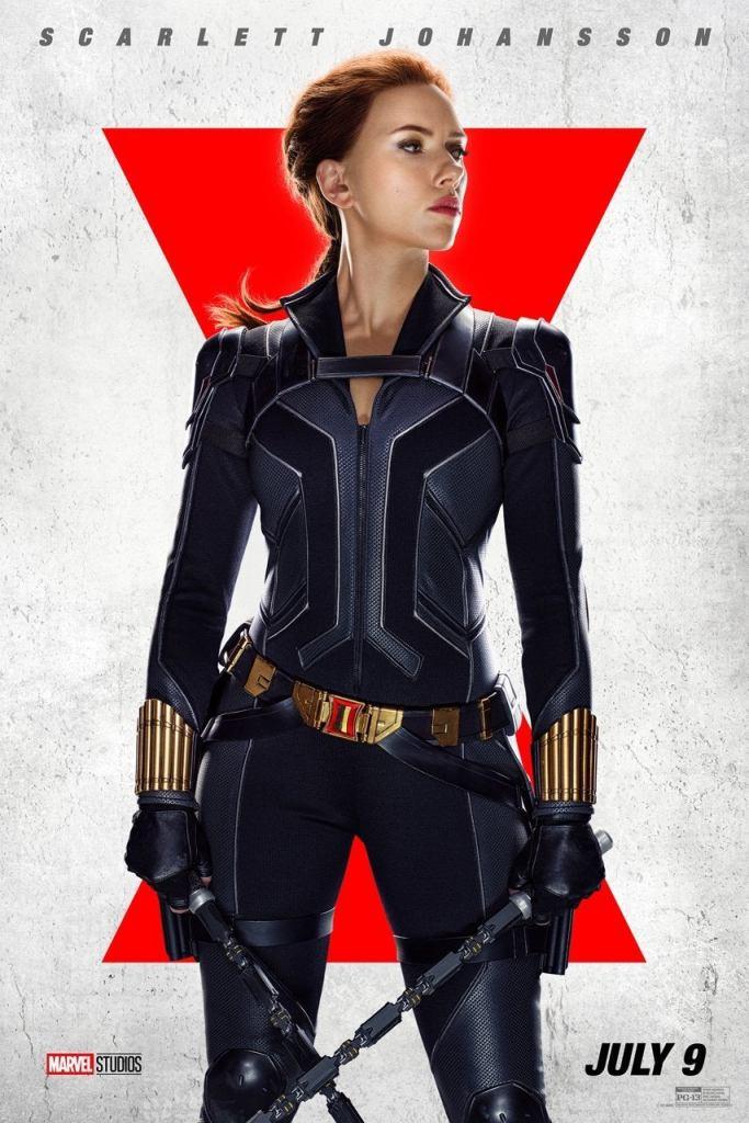 Black Widow poster Cate Shortland