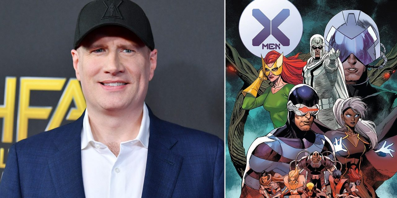 Marvel Studios Head Kevin Feige Makes A Surprise Appearance In Jonathan Hickman's X-MEN #21