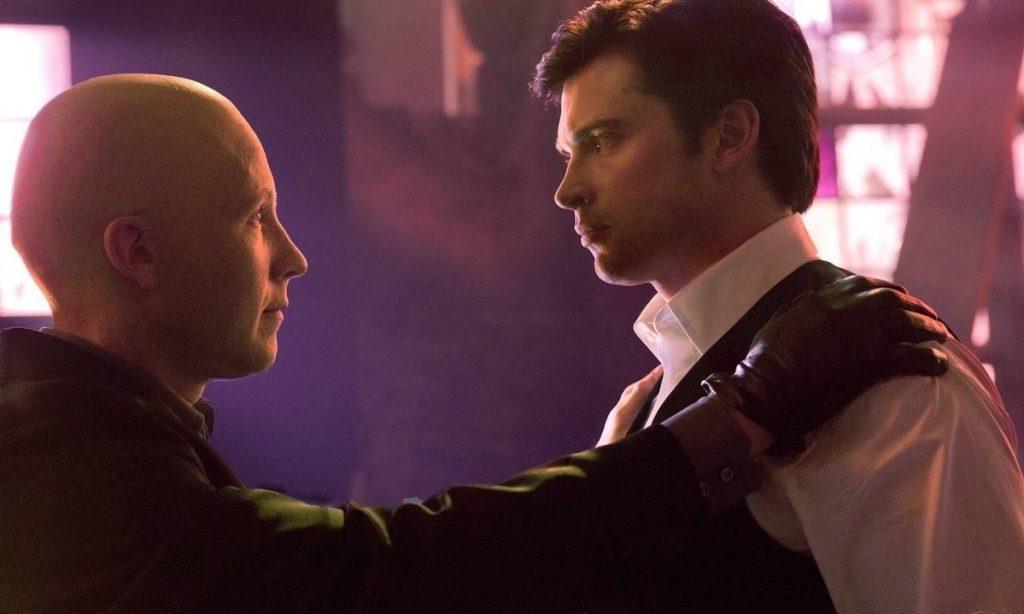 Tom Welling Smallville Michael Rosenbaum