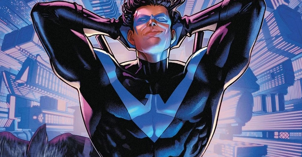 """Nightwing Movie """"Still A Reality"""" According To The Tomorrow War Director Chris McKay"""