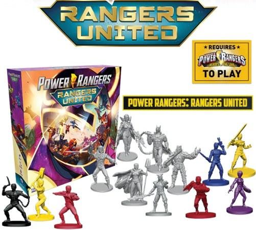 renegade game - power rangers