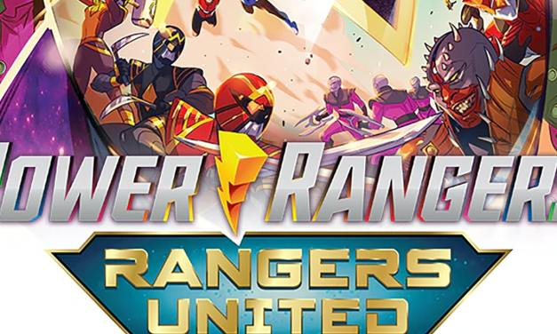 Renegade Game Studios Reveals Power Rangers: Heroes of the Grid Expansion