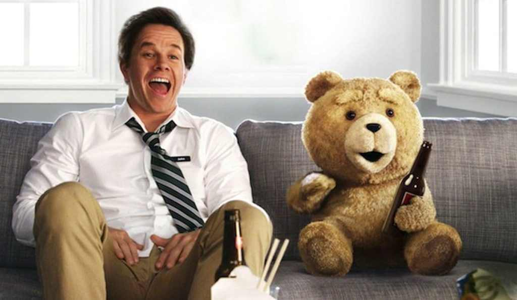 Ted Mark Wahlberg Me Time