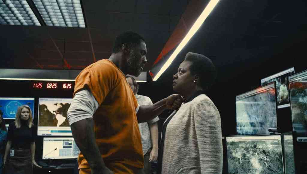 The Suicide Squad  Idris Elba Bloodsport
