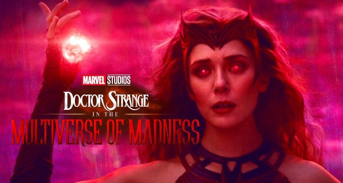 WandaVision Mysteriously Updates Its Post-Credit Scene