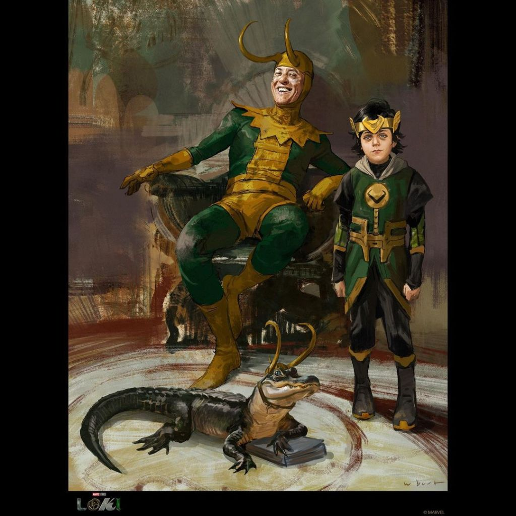 Check Out This New Loki Variants Concept Art That Will Blow You Away - The Illuminerdi