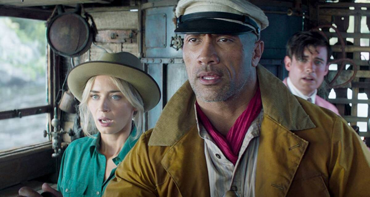 Jungle Cruise: Disney Drops Cast Camaraderie Featurette & More