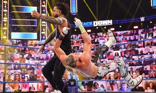 WWE Jimmy Uso