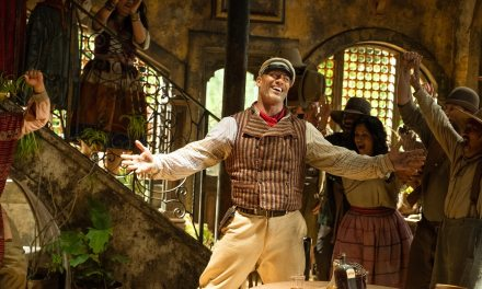 Dwayne Johnson Reveals The Magical Nostalgia That Drew Him To Jungle Cruise