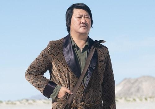 Nine Days Benedict Wong